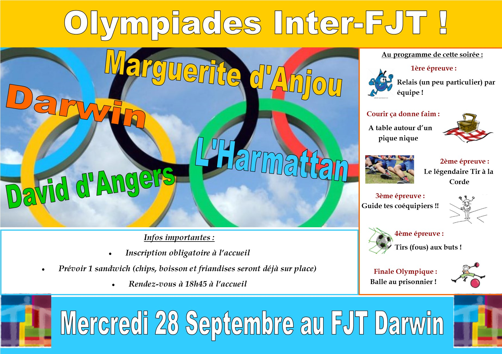 Olympiades inter foyers foyer darwin h bergement for Alternance restauration collective